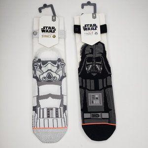 Stance Star Wars Monofilament Women's Socks Sz M